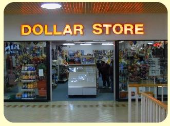 Dollar Store, thrift store, discount store Oakville Ontario